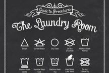 beautiful french nordic & shabby laundry rooms