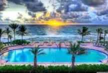 Book Setting: South Florida / The endless beaches and the warm kiss of the sun make Florida the perfect setting for STAY