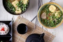 Asian cooking / by Veda Nieuwoudt