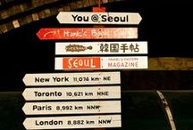 South Korea ~ / paradise on earth ... 진짜 ?  The pictures aren't mine. All rights are by their owner.