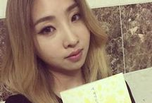 Minzy / The pictures aren't mine. All rights are by their owner.