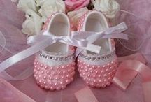 Gift ideas for Baby - Baby shoes and baby stuff / by Suman R