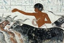 Egypte Graphisme Antique