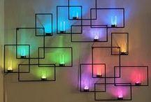 Lighting / lights, bulbs, deco, DIY, garden