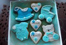 Moje ciastka / dekorowane ciastka i pierniczki