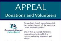 Charity / Flyers