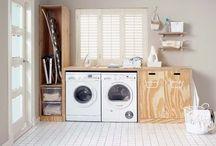 OPRUIMEN / Opruimen, berging, wasmachine, kasten, stellingen, ordenen