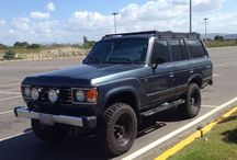 TOYOTA  Land Cruiser fj-60 / by Juan E Morla M