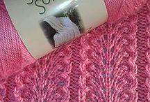 Knitting Stitches / by Joan Friedrich