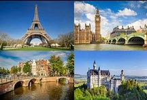 European Explorations / Explore the beauty of Europe.