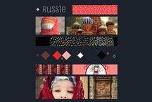 Russia A/W 15 - Moodboard