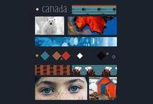 Canada A/W 15 - Moodboard