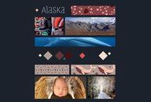 Alaska A/W 15 - Moodboard