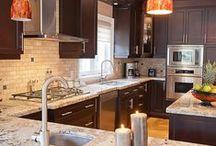 Kitchen Design Ideas / Best interior design and home décor ideas for updating your kitchen.