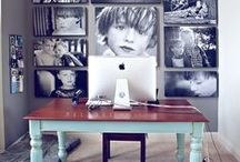 Home Office Designs / Best interior design and home décor ideas for your home office.