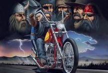 Motocycle Art