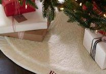 Christmas Tree Skirts / Christmas Tree Skirts