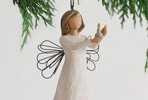 Religious Christmas Tree Ornaments / Religious Christmas Tree Ornaments