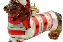 Dog Christmas Ornaments / Cute Dog Christmas Ornaments for the most Pawesome Christmas tree!