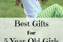 Gifts For 5 Year Old Girls / Top Gifts For 5 Year Old Girls for birthday, Christmas or any other occasion!