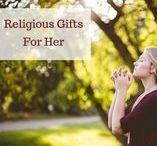 Religious Gift Ideas / Religious Christmas Gift Ideas - Religious Gifts For Her - Religious Gifts For Him - Religious housewarming gift ideas - Christmas Gift Ideas for Christians
