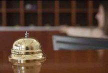Hotel - At work /  Ho consultato una guida Spirituale. Mi fermerò a Cattolica all'hotel Paradiso Cinque stelle. Si mangia da Dio. Mirco Stefanon, Micio Zen, 1997