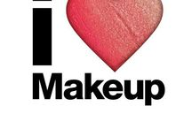 Make up and other. / Make up.