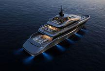 Mondo Marine M50 / Exterior design project