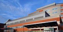 Hospitals / #VMZINC #HOSPITALS #HOPITAUX #ZINC #ARCHITECTURE #HEALTHY #SANTE