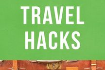 Travel Tips / Travel tips, tricks and hacks for flawless exploration!