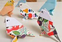 Origami- ja paperiaskartelu