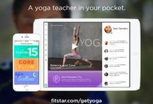 Fitstar Yoga / We're thrilled to announce Fitstar Yoga,  our second major release! Fitstar Yoga is personalized yoga for everybody, from beginner to expert. Yoga legend Tara Stiles will lead you through custom workouts for an accessible and authentic yoga experience. Fitstar Yoga Download it now: http://fitstar.com/getyoga #FitstarYoga