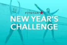 Fitstar Challenge / Stay in shape with Fitstar Challenges!
