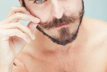 Beardspiration / #beard #hair #male / by Nija Stark