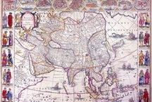 Old Maps / Old maps from around the World of different places around the World