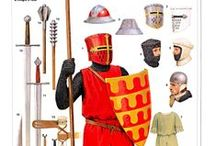 Knights, Armour and Weapons / Everything that is Knights