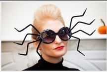 Halloween Themed Eyewear / Frames and Lenses for Halloween to complete your costume. Optrafair