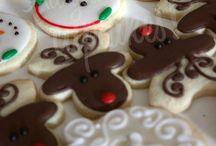 Christmas cookies / by K Boniello
