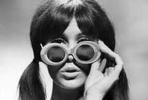 1960's Style Eyewear) / Vintage glasses from 1960s. Latest Fashions will be at Optrafair 2015.