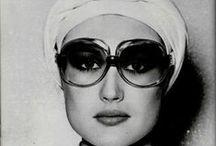 1970 Style (Eyewear) / 1970's style eyewear. #Fashion #Frames #Eyewear #Glasses #Optrafair