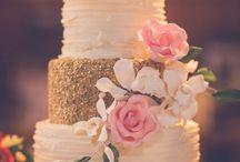 Wedding: Cakes We Love / We love these beautiful wedding cakes!