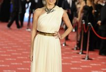 And the Oscar Goes to... / Some looks from [insert colour here] carpets I've fallen in love with