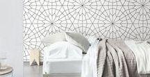 Wallpaper & Fabric Styling