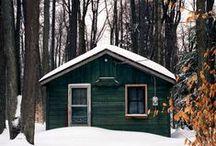 cabin | cottage