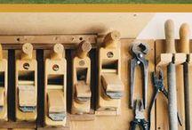 Shed & Garage Organization Ideas