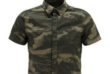 Chemisettes pour homme / La sélection TOMeL de chemisettes pour homme pour l'été 2015.