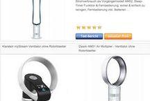 Ventilatoren   Standventilator, Deckenventilator Und Ventilator Ohne  Rotorblätter / Ventilatoren Schaffen Schnell Für Erholsame Kühle