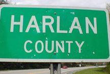 Kentucky Family Ancestry  -Harlan County American