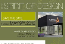 Spirit of Design / Save the Date: Thursday, May 9, 2013.  The Spirit of Design celebrates annually our amazing work of transforming spaces and transforming lives.