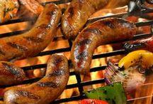 Boerewors and Sausages